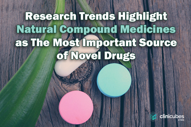 Natural compound medicines are trending in the clinical world with their rediscovered healing potential.