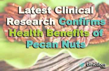 Latest clinical research confirms healthy bioeffects of pecan nuts.
