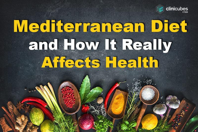 Mediterranean diet: study confirms health benefits