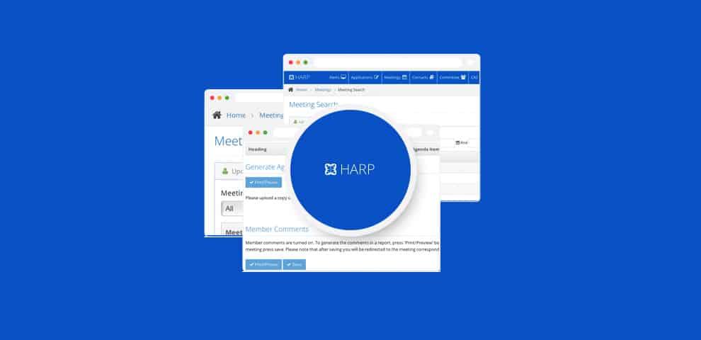 HARP system