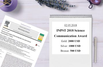 INPST 2018 Science Communication Award